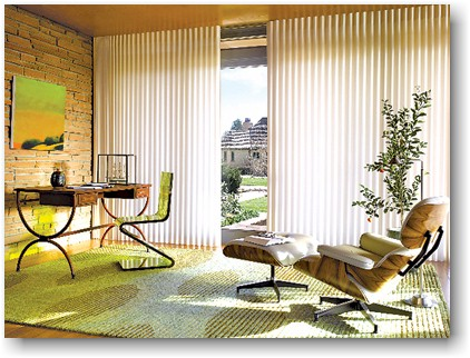 Window treatments serve many purposes, such as keeping the sun out and providing privacy. But perhaps most importantly, they dress the windows on the inside and can give your living space an elegant, pleasing look.